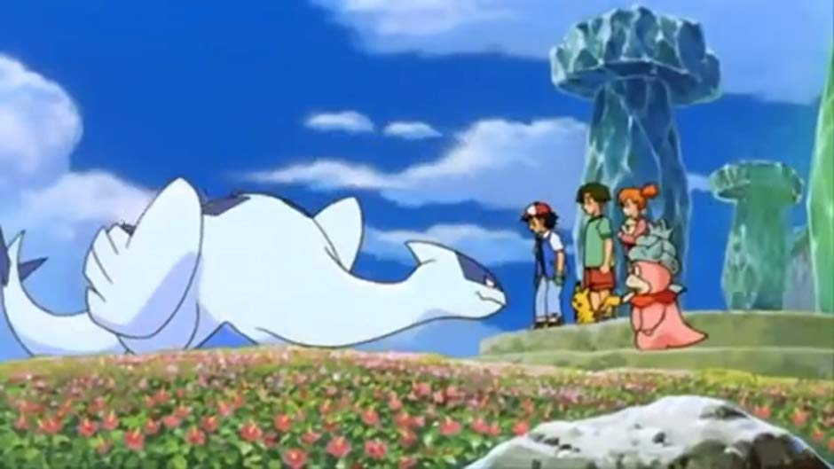 Yes, that Pokemon movie. There's a paper about how the franchise interrogates the relationship between environmentalism, materialism, and sustainable development. Deep.